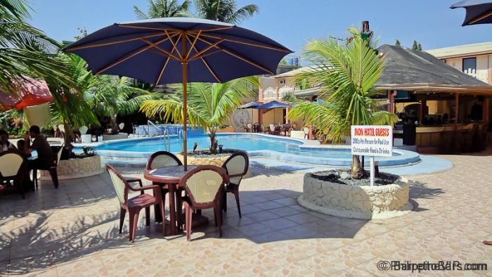 斐济金银岛度假酒店treasure island resort
