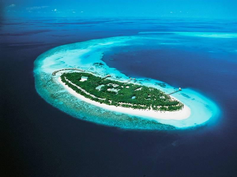 马尔代夫瑞提海滩度假村 reethi beach resort - 慧择